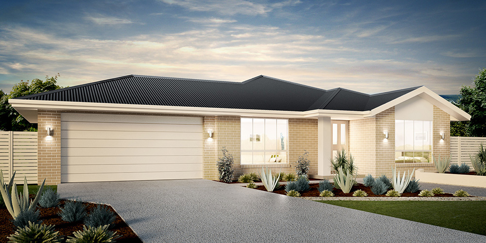 Affordable Quality Homes Kelly 4 Bedroom Floor Plan Rockhampton